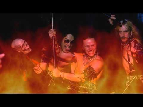 VENOM - Black Metal / Instrumental with Lyrics ( Karaoke )