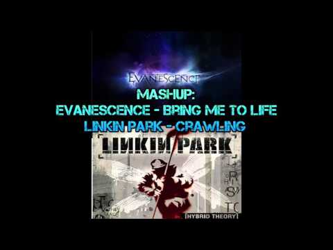 Crawling to Life (Linkin Park/Evanescence Mashup)