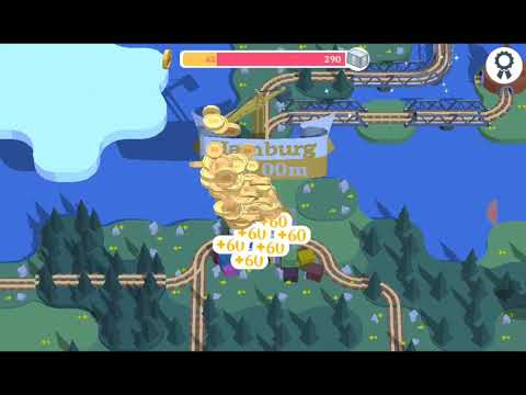 Train Conductor World - Full Claim Coin & Get 6 New Tiles