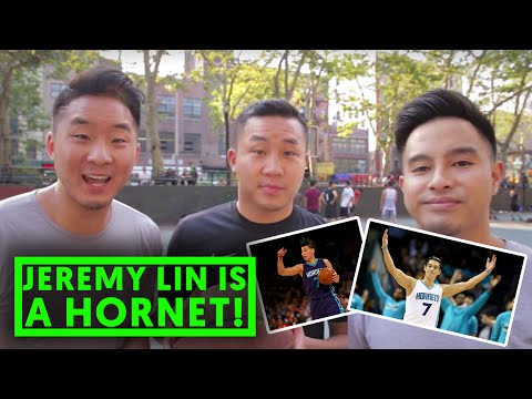 JEREMY LIN SWITCHES TEAMS! CHARLOTTE HORNETS