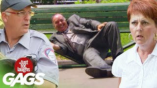 Best of Pranks at the Park Vol. 5 | Just For Laughs Compilation
