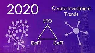 Crypto Investment Trends 2020 | Bitcoin, Ethereum, Security Tokens, DeFi | Simon Dixon at BTC Miami