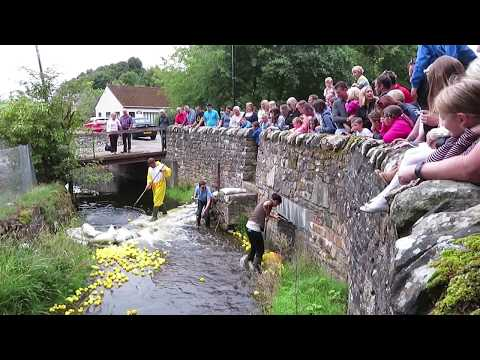 Dornoch Festival Week Duck Race 2018
