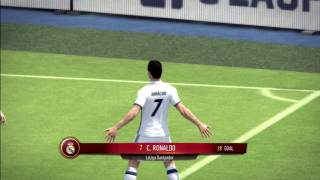 FIFA 17 Real Madrid vs Barcelona La Liga League Gameplay PS3 HD