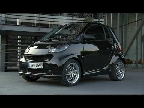 smart fortwo brabus youtube. Black Bedroom Furniture Sets. Home Design Ideas