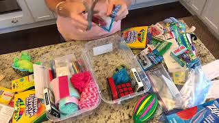 BEST ITEMS TO PACK IN OPERATION CHRISTMAS CHILD SHOEBOX!