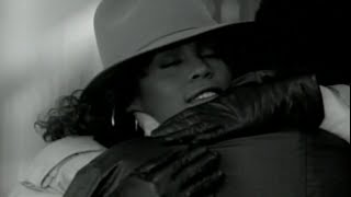 Teddy Pendergrass & Whitney Houston - Hold Me (1984) (fan-made clip)