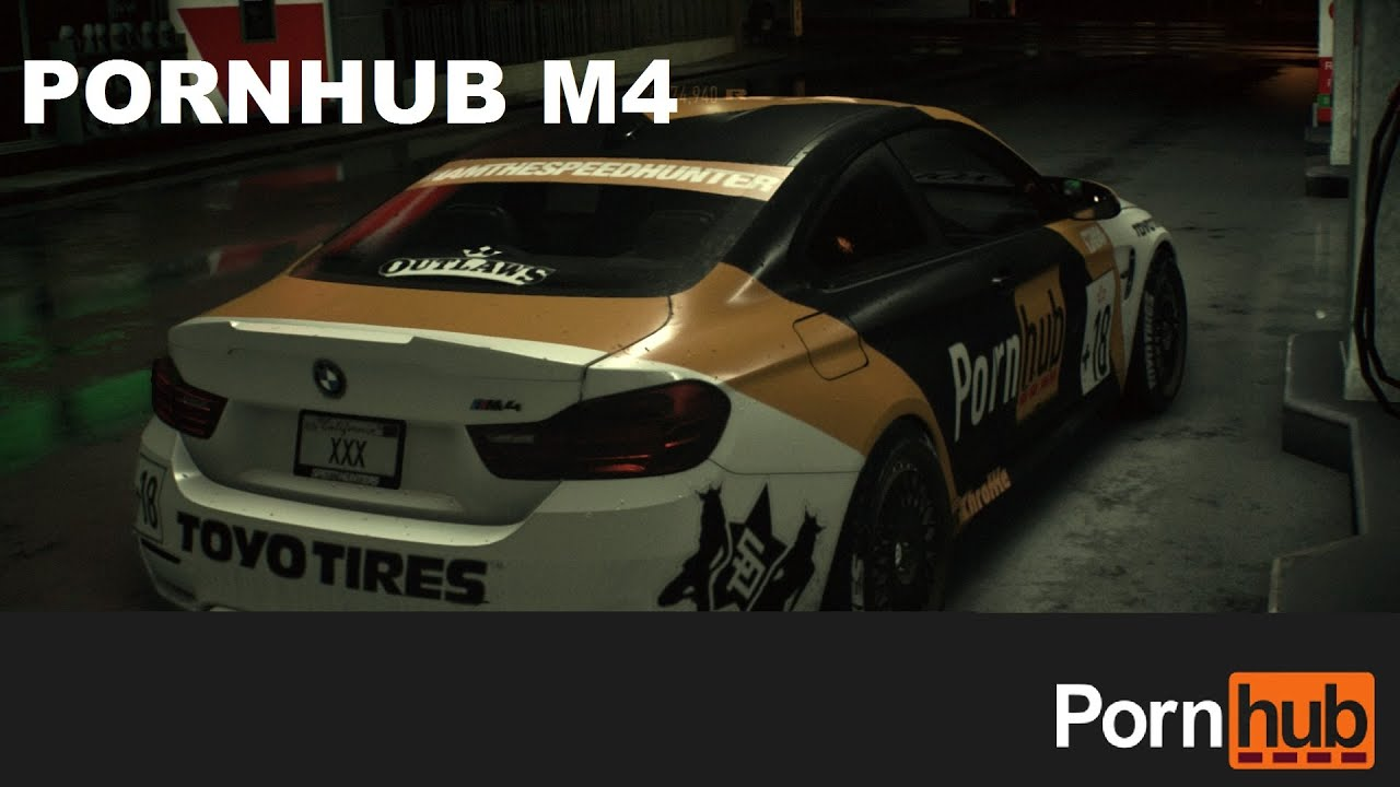 Need For Speed 2015 Pornhub Bmw M4 Youtube