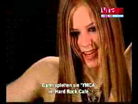 Mtv Diary Avril Lavigne 2002