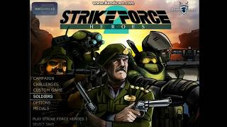 Strike Force Heroes 2 - Challenge (Hackers y Going Solo)