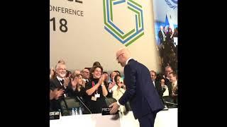 Países chegam a acordo na COP24