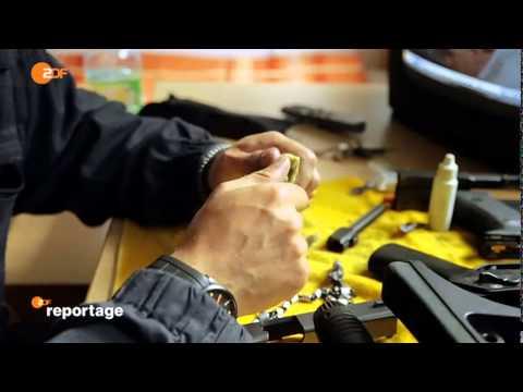 GSG 9 Training für Personenschützer   ZDF Reportage