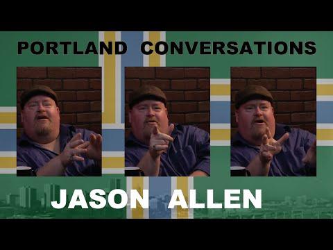 PDXConvo Episode 001 Jason Allen