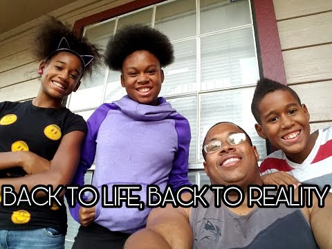 BACK TO LIFE : BACK TO REALITY