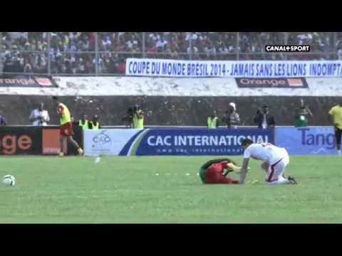 Cameroon vs Tunisia - WC African Play-off 2nd Leg