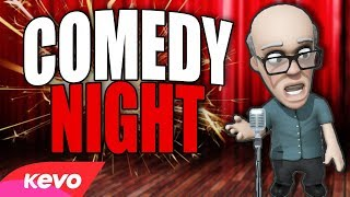 Comedy Night but no one is a comedian