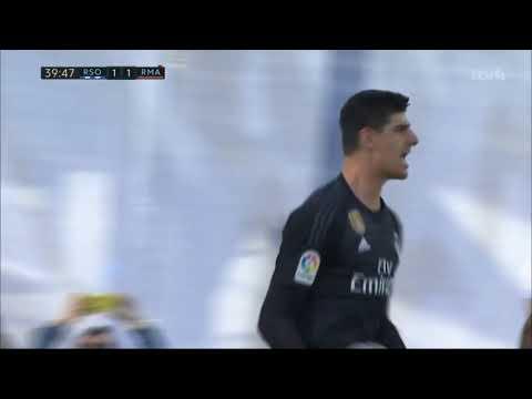 Arthur Vs Real Madrid Stats