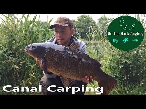 Canal Carp Fishing UK-Episode 1-
