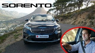 Kia Sorento 2.2 CRDI LX (2019) Review - The Premium Packaged Family Transporter