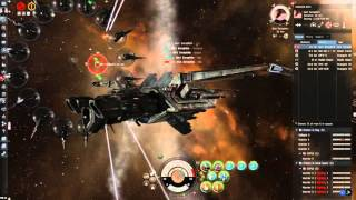 EVE ONLINE  GOLEM 1100 Dps Null Sec Angel Cartel--Angel Sanctum