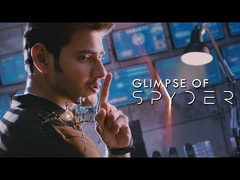 Spider Movie Teaser Video | Mahesh Babu New Movie Spider Teaser Video
