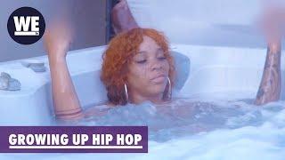 Briana Flips Tee Tee the Double Bird Tee Tees Timeout  Growing Up Hip Hop