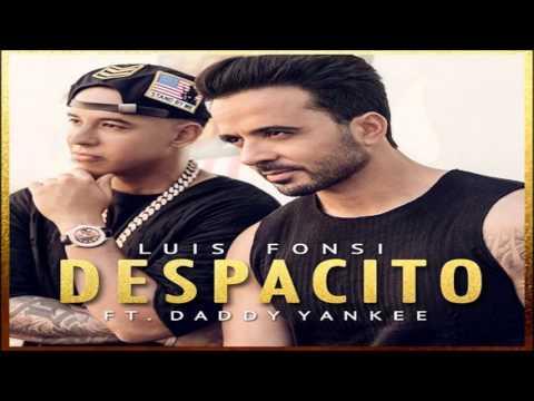 Luis Fonsi - Despacito Feat. Daddy Yankee (Audio Oficial)