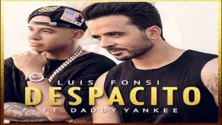Luis Fonsi - Despacito feat. Daddy Yankee (Audio Oficial)