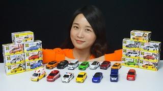 헬로카봇 마이크로 장난감 전제품 14종 자동차 변신 카봇 미니카 장난감