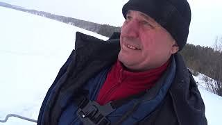 Рыбалка на озере в деревне снова не удача Часть 1