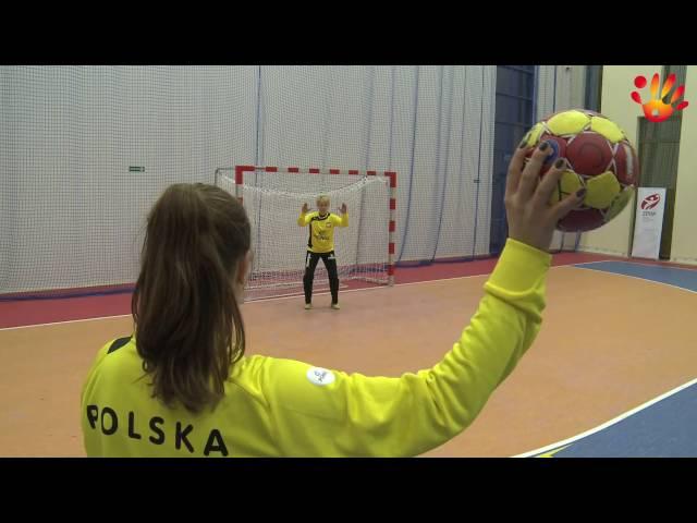 Postawa, poruszanie się, ustawienie. (cz.1) Podstawy techniki gry bramkarza w piłce ręcznej