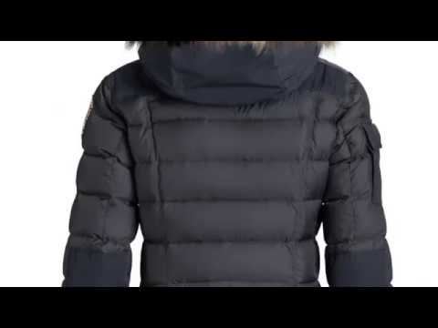 6838191b55 Parajumpers Skimaster Womens Ski Jacket - A Closer Look - YouTube