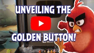 Angry Birds - Golden Button (Stop-motion Animation)