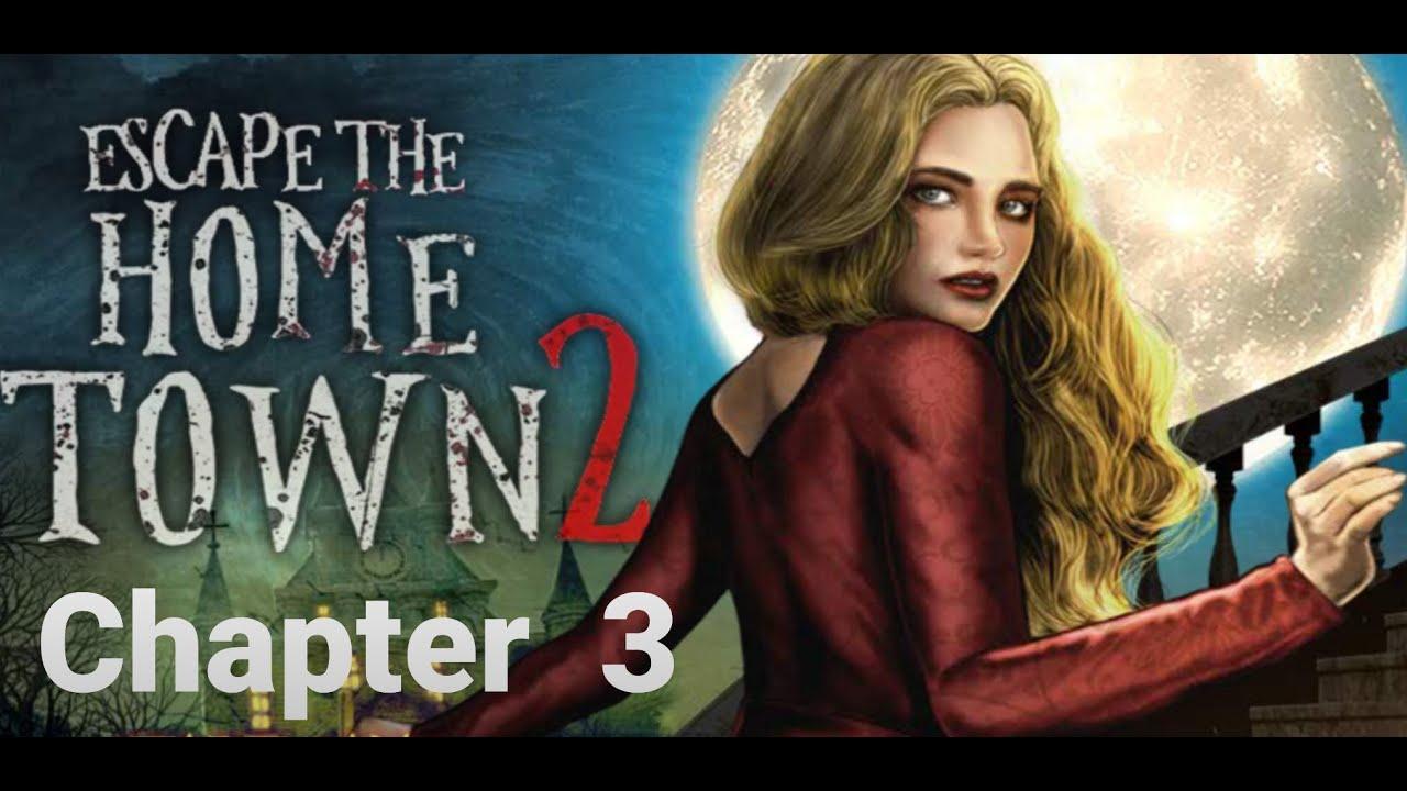 Escape Game Home Town Adventure 2 Chapter 3 Walkthrough Youtube