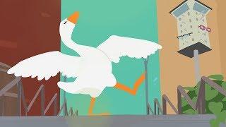 ПОБЕДИТЕЛЬ ПО ЖИЗНИ ► Untitled Goose Game |5| Прохождение