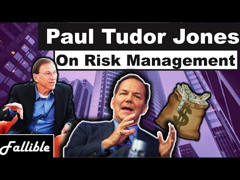 Jack Schwager Reveals How Paul Tudor Jones Learned Risk Management