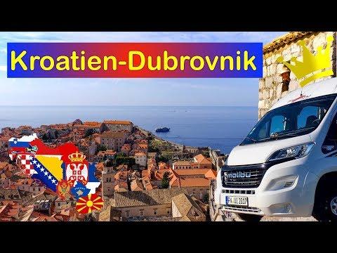Balkan September 2018 - Folge 4: Kroatien - Dubrovnik
