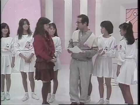 酒井法子 モモコクラブ ケンちゃんと遊ぼ~ 19861012