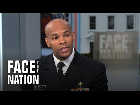 Face The Nation: Surgeon General Jerome Adams, Dr. Scott Gottlieb, Amy Walter, Dan Balz, Joel Pay…