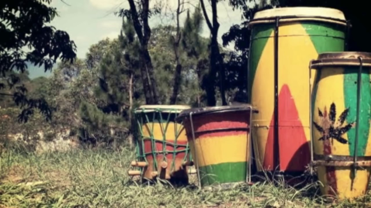 Download Nyabinghi Drums Reggae Riddim Instrumental