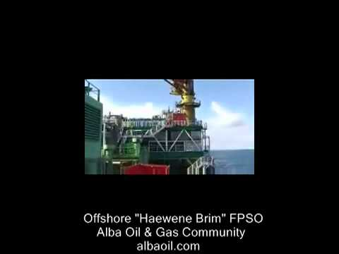 Offshore People on Haewene Brim, FPSO. -  Alba Oil & Gas Community