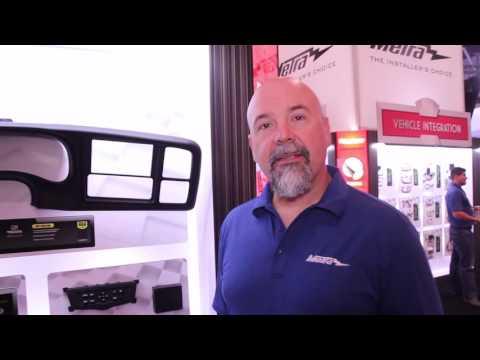 Colin Introduces The Chevy Silverado Dash Kit At SEMA 2015