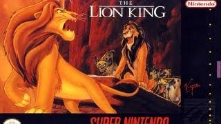 The Lion King Video Walkthrough