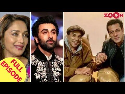 Madhuri Dixit On Working With Ranbir Kapoor Again | Dharmendra Thanks Salman Khan & More