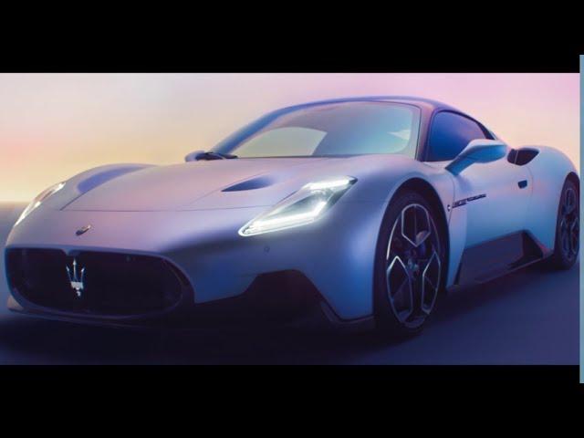 Maserati MC20 - El nuevo superdeportivo made in Modena, Italia