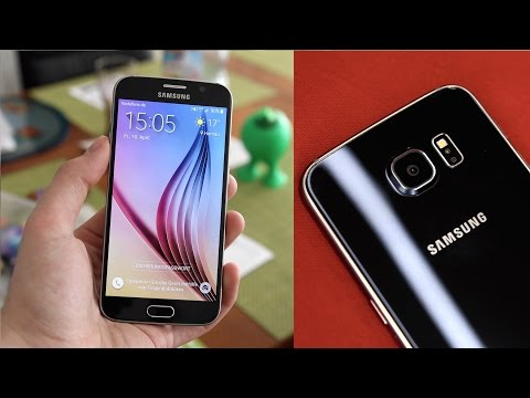 Review: Samsung Galaxy S6 (Deutsch) | SwagTab