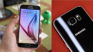 Review: Samsung Galaxy S6 (Deutsch)   SwagTab