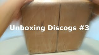 Unboxing Discogs #3