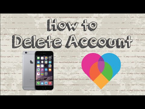How to delete Lovoo account