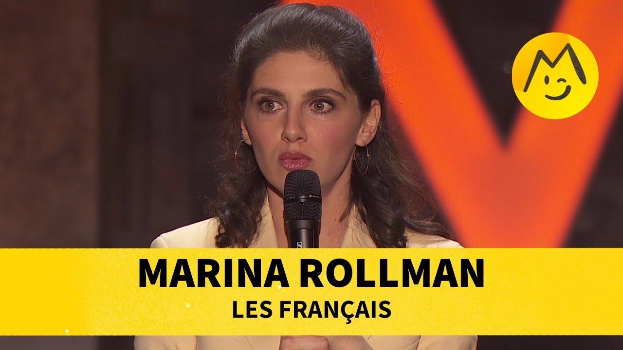 Marina Rollman - Les français